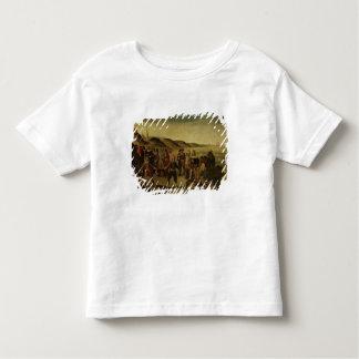 The Dispute over the Golden Baton Tee Shirts