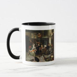 The Dissolute Household, 1668 Mug