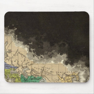The Dissolution of the Western Empire 476 AD Mouse Pad
