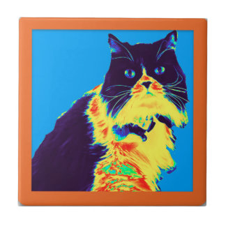 The Distinguished Mr. Humphries Tile