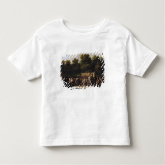 The Distribution of Food and Wine Toddler T-shirt