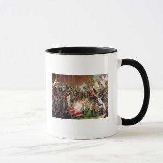 The Distribution of the Eagle Standards Mug