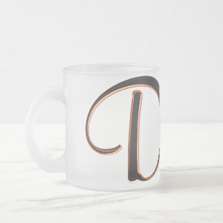 The Diva Frosted Mug