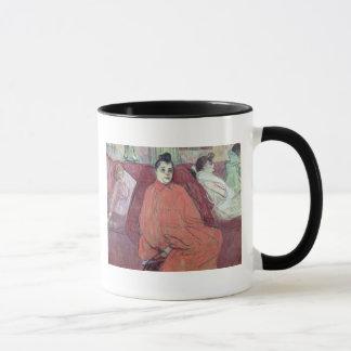 The Divan, 1893 Mug