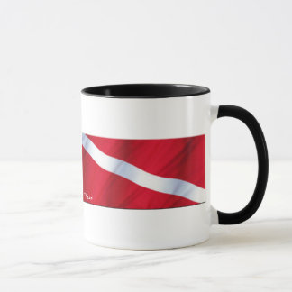 The Dive Flag Collection Mug