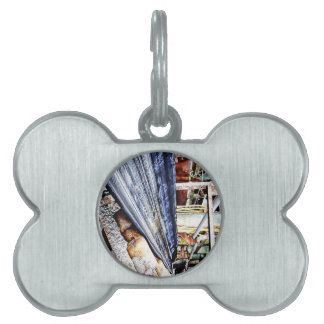 The Dive Pet ID Tag