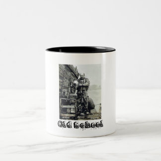 The Diver Two-Tone Coffee Mug