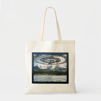 The Divide Tote Bag