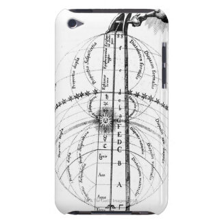 The divine harmony of the universe barely there iPod case