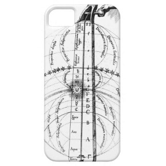 The divine harmony of the universe iPhone SE/5/5s case