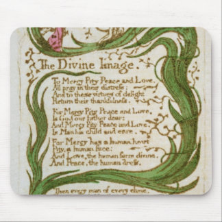 The Divine Image, from Songs of Innocence, 1789 Mouse Pad
