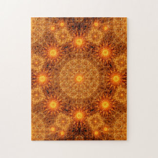 The Divine Matrix Mandala Jigsaw Puzzle