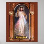 THE DIVINE MERCY DEVOTIONAL IMAGE (ORIGINAL) POSTER