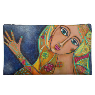 The Divine Mystery Cosmetic Bag