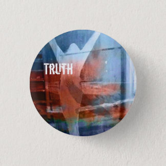 The Divine Words Series #8 Pinback Button