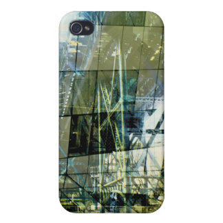 the diving cubism of nyc iPhone 4 covers