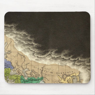 The Division of The Roman Empire 395 AD Mouse Pad