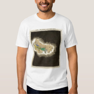 The Division of The Roman Empire 395 AD T-Shirt