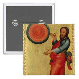 The Division of the Waters from the High Altar Pinback Button