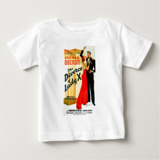 The Divorce of Lady X Baby T-Shirt