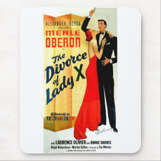 The Divorce of Lady X Mouse Pad