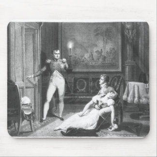 The Divorce of Napoleon I Mouse Pad