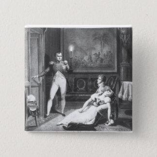 The Divorce of Napoleon I Pinback Button