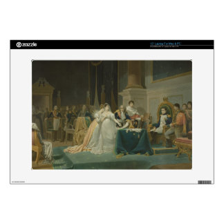 """The Divorce of the Empress Josephine (1763-1814) 1 Decals For 15"""" Laptops"""