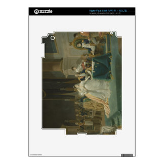 The Divorce of the Empress Josephine (1763-1814) 1 Decals For iPad 3