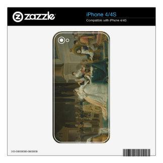 The Divorce of the Empress Josephine (1763-1814) 1 iPhone 4S Skin