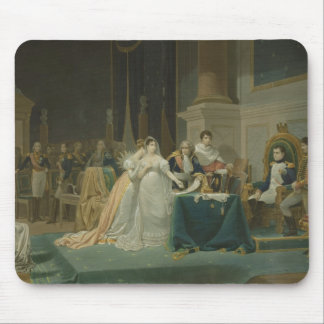 The Divorce of the Empress Josephine (1763-1814) 1 Mouse Pad