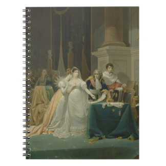 The Divorce of the Empress Josephine (1763-1814) 1 Notebook