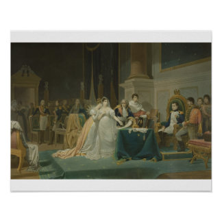 The Divorce of the Empress Josephine (1763-1814) 1 Poster