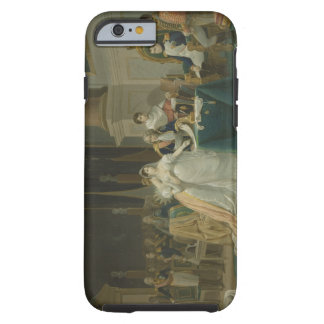 The Divorce of the Empress Josephine (1763-1814) 1 Tough iPhone 6 Case