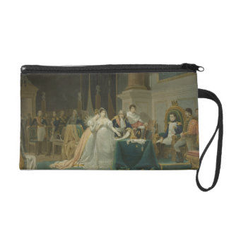 The Divorce of the Empress Josephine (1763-1814) 1 Wristlet Purse
