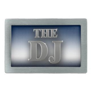 The DJ Belt Buckle