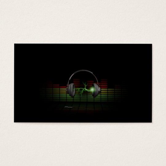 The DJ Business Card