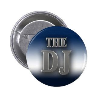 The DJ Pinback Buttons