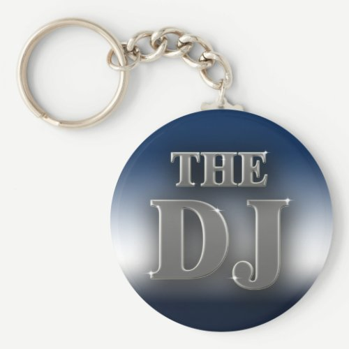 The DJ Keychain