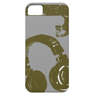 The DJ list iPhone 5 Case