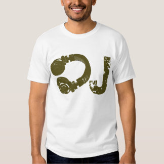 The DJ list T-shirt