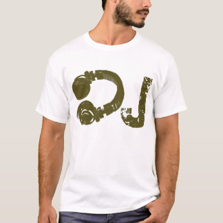 The DJ list T-Shirt
