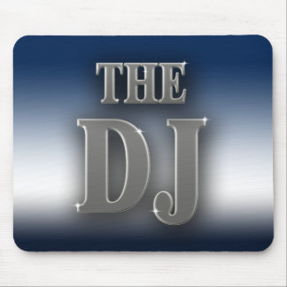 The DJ Mouse Pad