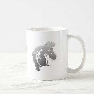 The DJ Classic White Coffee Mug
