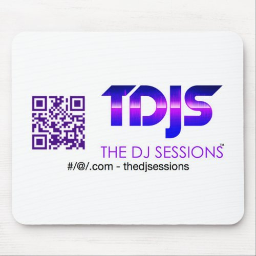 The DJ Sessions Mouse Pad