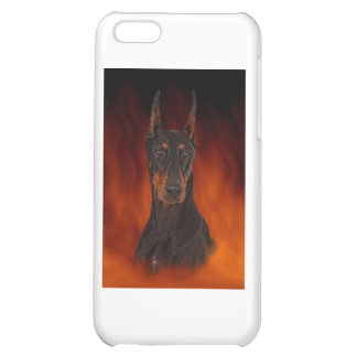 The Doberman Case For iPhone 5C