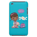 The Doc Is In iPod Touch Case