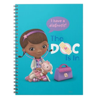 The Doc Is In Notebook
