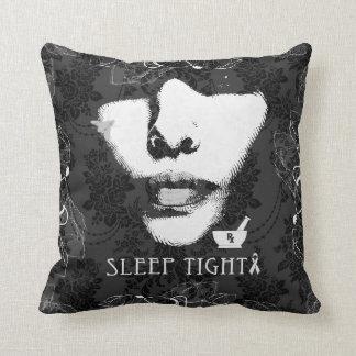 The doc says sleep tight. RX pillow. Throw Pillow