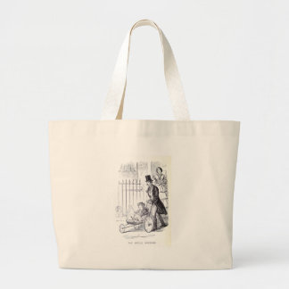 The Docile Husband Canvas Bags